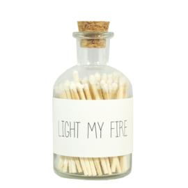 LUCIFERS - WIT - LIGHT MY FIRE