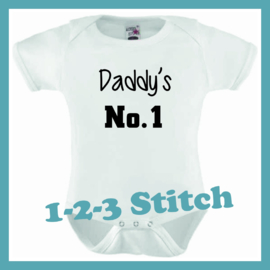 Daddy's No. 1