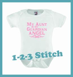 My aunt is my guarduan Angel