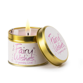 Lily-Flame Fairy Wishes