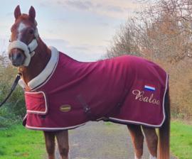 HB Polar 400 Dutch Crown - Burgundy