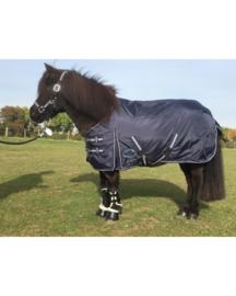 HB Harry and Hector Pony Outdoor waterdichte regendeken Blauw 200 grams