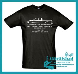 Dodge Ram 2 met tekst