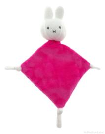 Mini knuffeldoekje roze