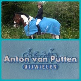 Reclame Deken Anton van Putten