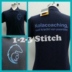 Shirts bedrukt voor Kolacoaching