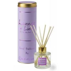 Lily-Flame Lavender & Lime Diffuser