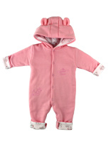 Box Pakje - Sweat Bear Roze maat 56