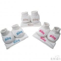 Soft touch gift set