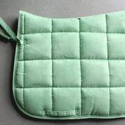HB Suede Dressage puff pads