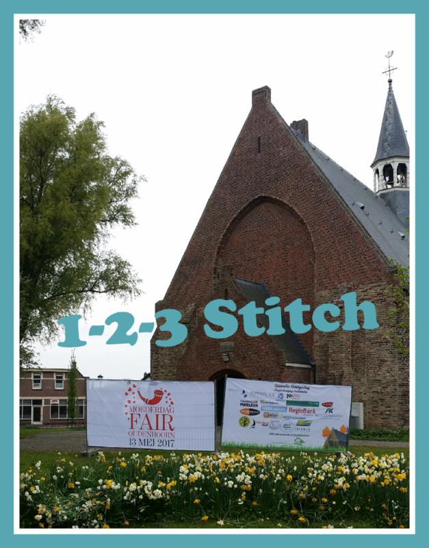 Spandoeken voor de moederdag fair in Oudenhoorn