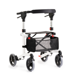 Rollator MultiMotion Trollimaster RA66 Wit