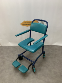Douchestoel Invacare Optimo