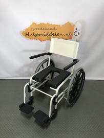 Lopital Douchestoel Zelfrijder (3798)