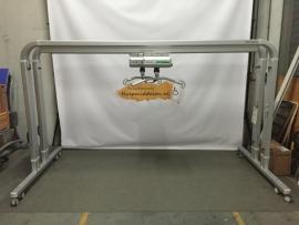 Plafondlift Lopital Likorall 242 + Ultra Twin Freespan Portaal (3188)