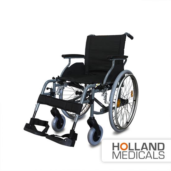lichtgewicht rolstoel M6 50cm in nieuwstaat