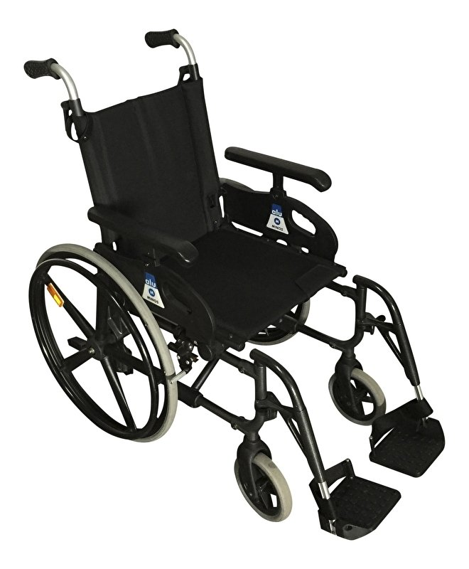 Uitgelezene Huur rolstoel (inklapbaar) | Huren | Tweedehandshulpmiddelen RZ-59