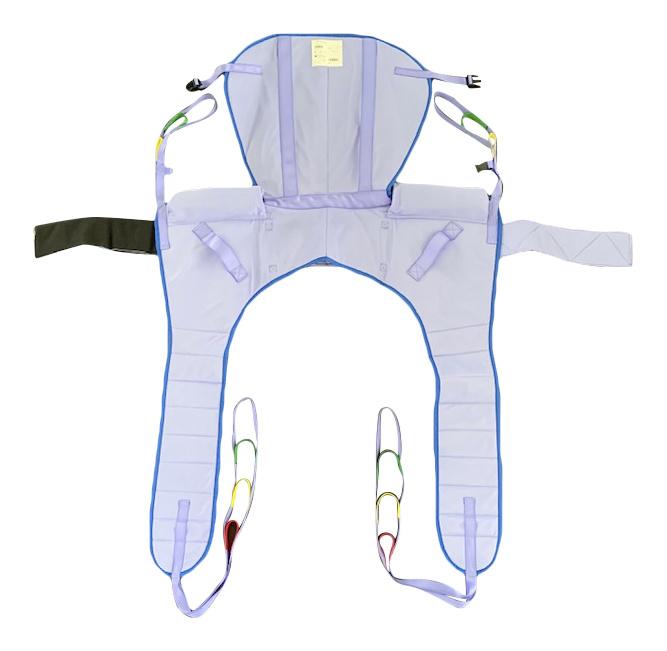 Arjo Toiletband met hoofd en borstfixatie Maat XL