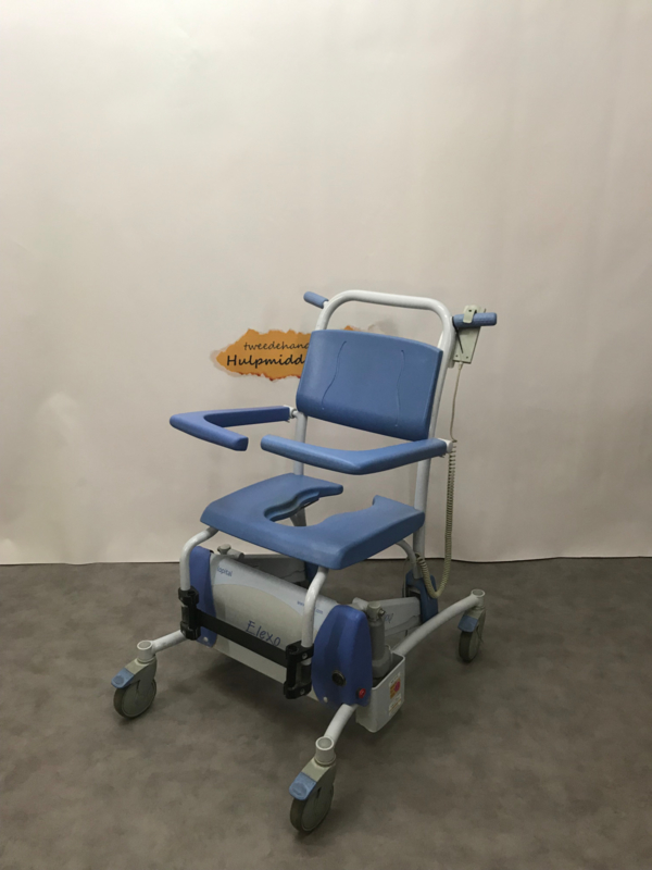 Douchestoel Lopital Elexo 3967