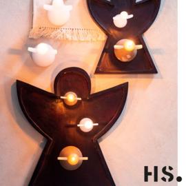 Angel kaars Home society S (candle Angel)