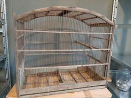 Brocante oude Franse vogelkooi