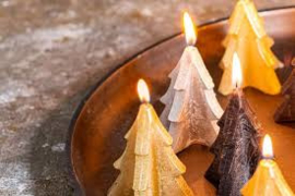 Tree candle S