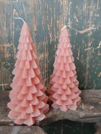 Kerstboom kaars Brique