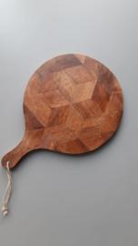 Houten broodplank 30 cm.