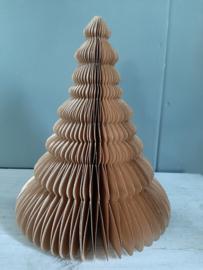 X-mas kerstboom goud