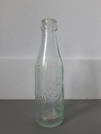 Oude brocant flesje