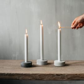 leeff betonen Candle Holders Carlijn