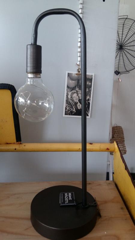 Lamp op batterijen