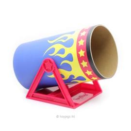 HayPigs!® Cavy Cannonball™ - Tilting Tunnel | bewegende tunnel