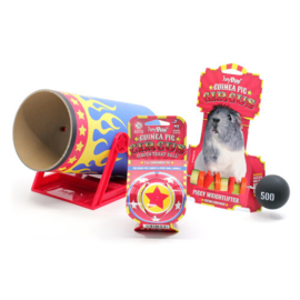The HayPigs!® Guinea Pig Circus™ range - VERRIJKINGS EN SPEELSET