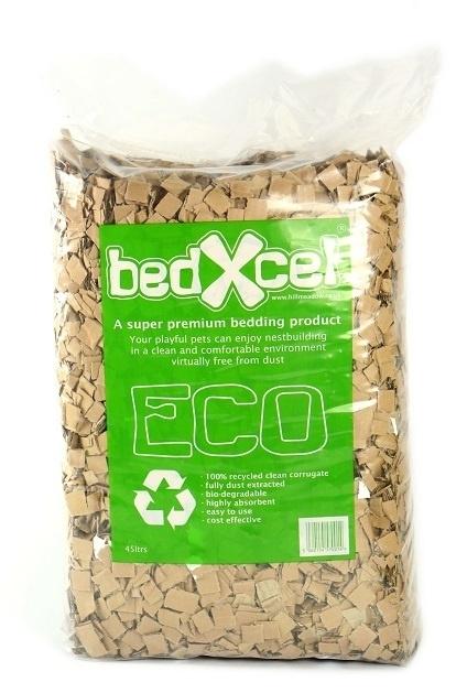 Bodembedekking | BedXcel | De anti allergische en stofvrije bodembedekking | 4 kg