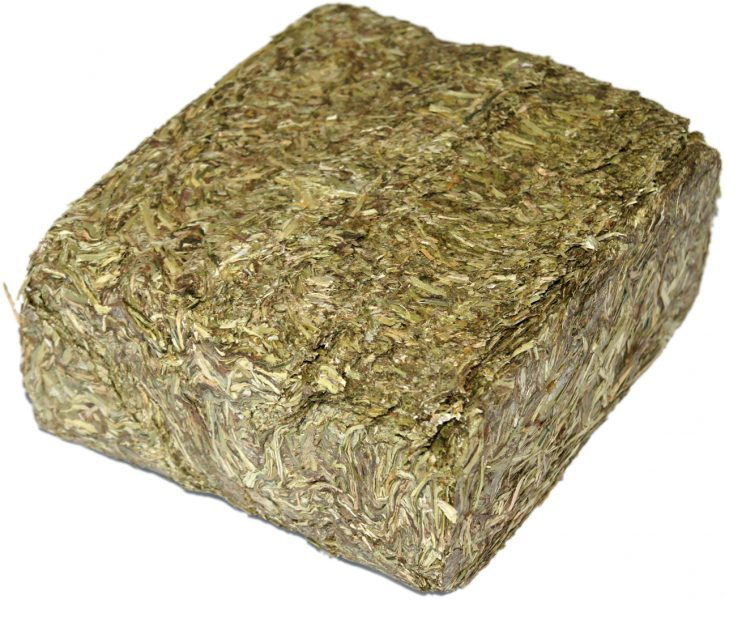 Meadow Brix | Timothy hooi | in geperste blok | ca 1 kg