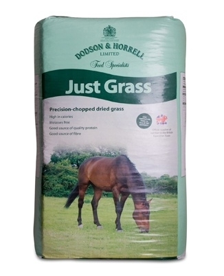Hooi & Grassoorten | Just Grass | 600 gram