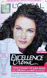 L`Oréal Excellence Creme 4 Middenbruin