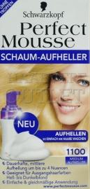 Schwarzkopf Perfect Mousse 1100 Schuim-oplichter