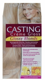 L`oreal Casting Creme Gloss 1010 Extra Licht Asblond