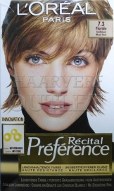 L`Oreal Recital Preference 7.3 Goudblond