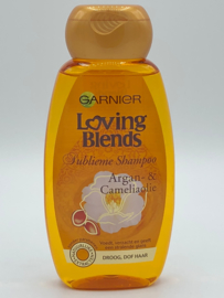 Garnier Loving Blends Argan- & Cameliaolie Sublieme Shampoo 250 ml
