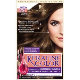 Schwarzkopf Keratine Color 6.0 Lichtbruin