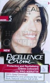 L`Oréal Excellence Creme 5 Bruin