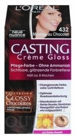 L`oreal Casting Creme Gloss 432 Middengoud Parelmoerbruin