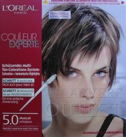 L`oreal Couleur Experte 5.0 Mittelbraun