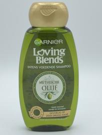 Garnier Loving Blends Intens Voedende Shampoo Mythische Olijf 250 ml