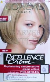 L`Oréal Excellence Creme 8 Natuurlijk Blond