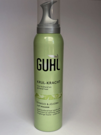 Guhl krul-kracht curl mousse 150 ml