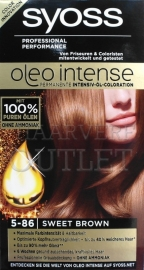 Syoss Oleo Intense 5-86 Lichtbruin